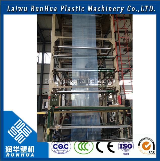 PO film blowing machine for agricultural greenhouse