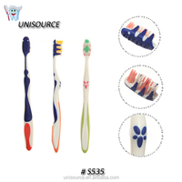 Cool Clean Adult Toothbrush Home Use