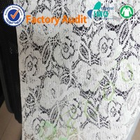2014 New Fashion Chemical Lace / Guipure Lace / Cupion Lace Fabric