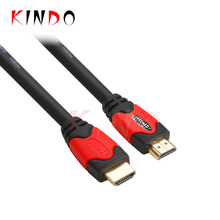 KINDO full hd 1080p Ultra High Definition UHD hdmi to hdmi digital camera cable support 4k 2k hdmi cable for Hd <strong>projector</strong>