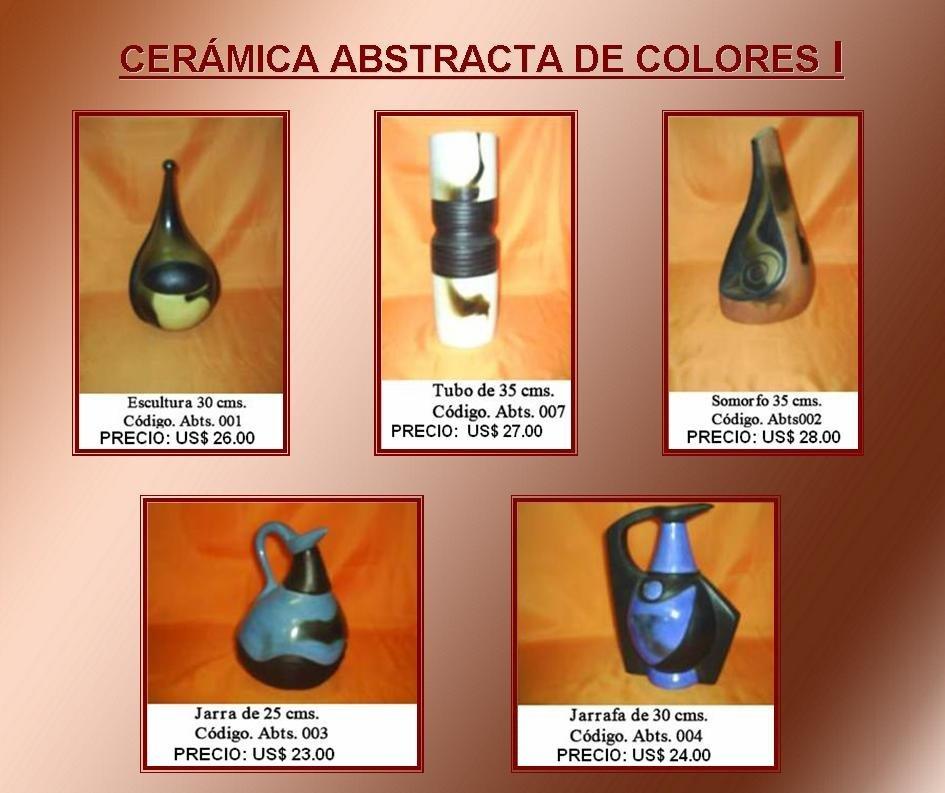 Artesanias de chulucanas 9 cer mica arte y coleccionables for Productos para ceramica