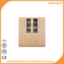 Executive Office Filling Cabinet Wood File Cabinet Combination Cabinet