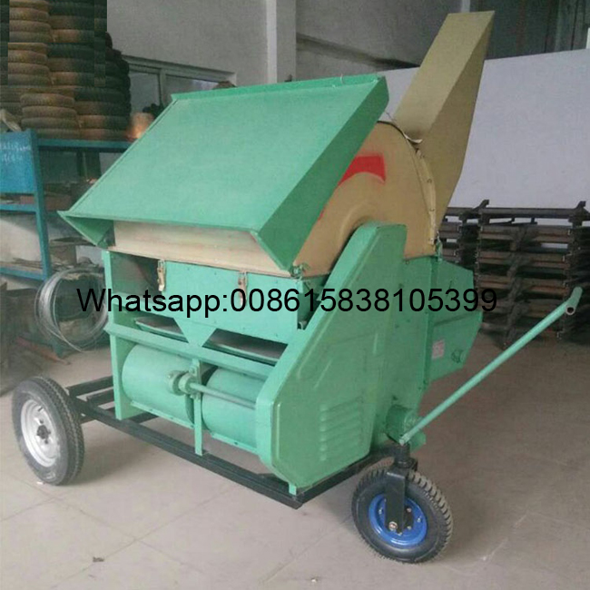 axial flow rice thresher