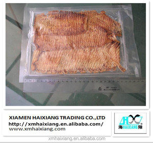 Wholesale dried squid shredded slices