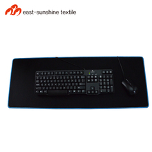 Eco-friendly blank sublimation ergonomic mouse pad wholesale