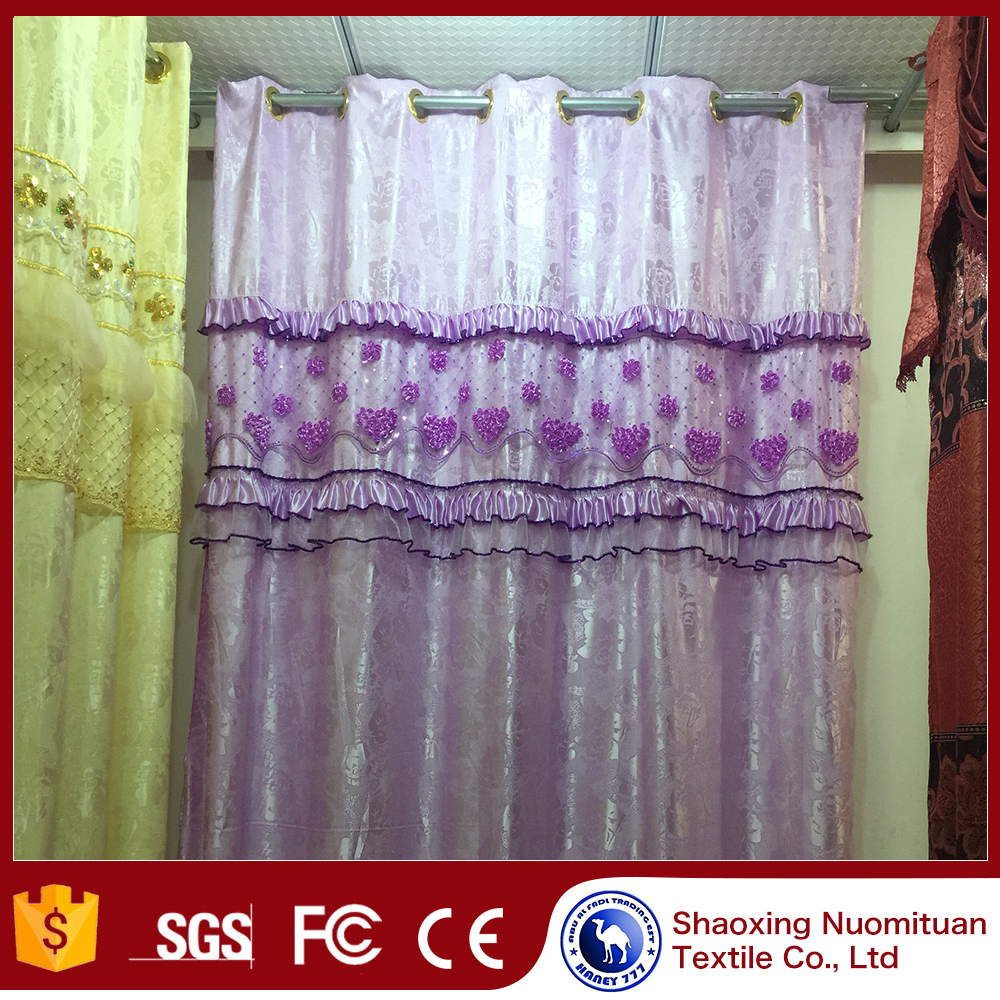 Professional design room dividers metal ball chain Simple curtain