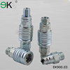 Hydraulic Pipe Quick Connect Coupling,Poppet Check Valves Quick Coupling Hydraulic,hydraulic coupler