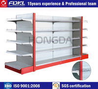 2016 New style supermarket display rack, heavy loading capacity