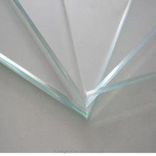 Top quality 5mm 6mm 8mm ultra clear tempered glass panel cost for commercial buildings