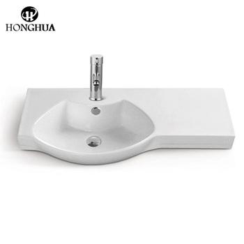 Synthetic Stone Bathroom Sink Vanity Mirror Cabinet Antique Wash