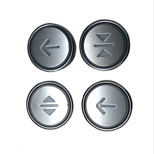 Passenger Elevator Call Button Elevator Spare Parts Elevator Push Button