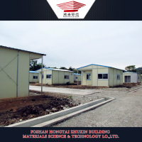 Portable Prefab House Cabin Export to UAE / India / Mid-east / Asia / South Africa / South america