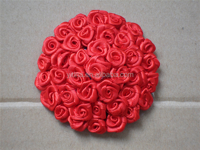 Red Rose flower round-shaped women beauty nipple covers #NC008 Sex Beauty Breast nipple pasties