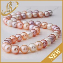 High quality freshwater pearl persian milan style handmade chain