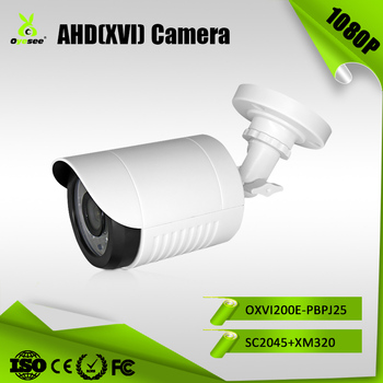 China supplier OEM  CCTV AHD camera abroad products 1080p IR security IP66 camera with sony sensor