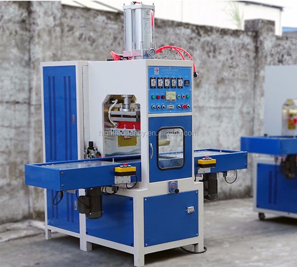 High Frequency Blood Pressure Cuff Welding and Cutting Machine