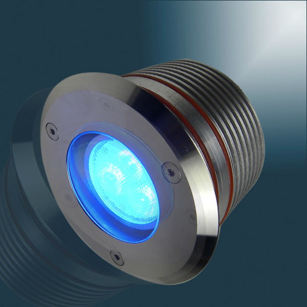 CE ROHS approved IP67 RGB High Quality LED underground light