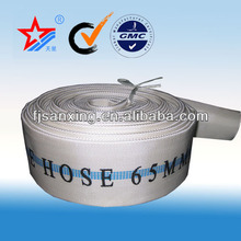 fire flexible synthetic fire hose connection,fire fighting hose pipe,agricultural water hose in sanxing manufacturer
