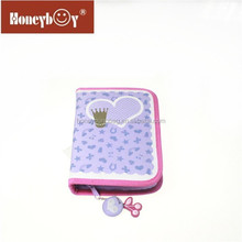 China Case Factory Direct Price Elegant High Quality Girls School Pencil Case