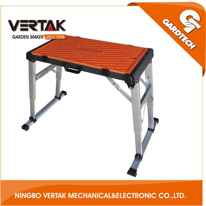 Hot item new design 4 in 1 work bench, portable workbench, work platform
