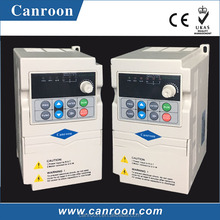 Canroon factory vfd/vsd 1.5kw frequency inverter 3 phase factory inverter