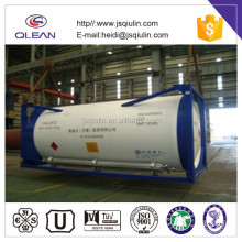 20ft /40ft UN T75 cryogenic liquid storage tank container