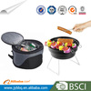 Best quality simple design park barbeque small