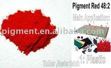 Pigment Red 48:2 for master batch