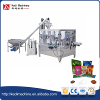 CE Approved Automatic Coffee Powder Pouch Packing Machine