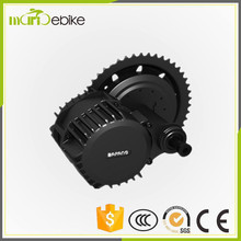 Hot selling Bafang/8FUN Motor 36v 500w Crank Mid Position mid drive electric bike conversion kit BBS02