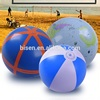 Good Quality Advertising Inflatables , TPU/PVC Inflatable Beach Ball
