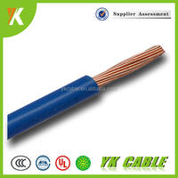 Electrical flexible 6mm 4mm 2.5m single core cable