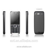 New arrival Dual sim bar mobile phone E52 with camera