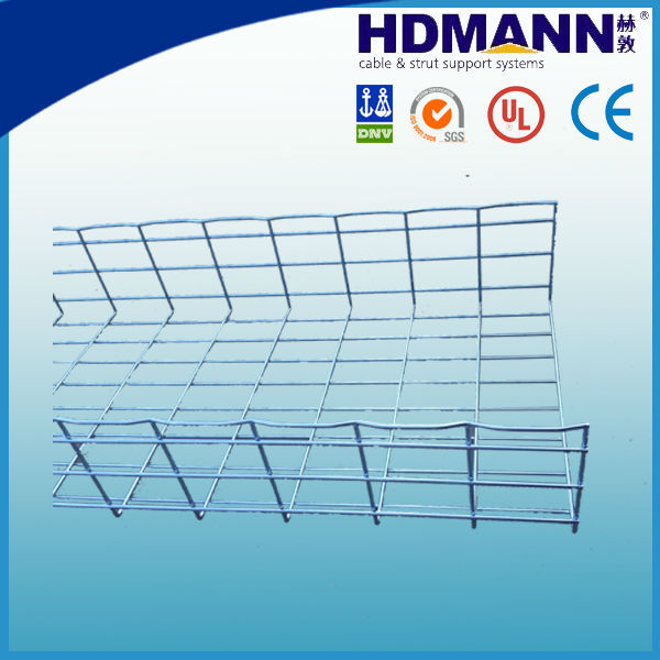 galvanized linknet wire mesh cable tray OEM supplier