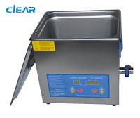 13L digital controlled CE FCC ans Rohs certifications oil filter cleaning machine