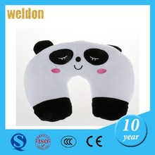 Hot Office Foam Headrest Car Air Travel Soft Nursing U-Shape Animal Neck Pillow
