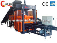 manufacturing machines quality products gym-qty5-15 automatic brick making machine south africa