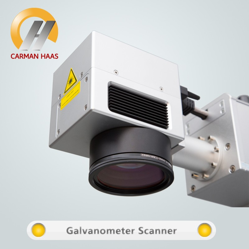 UV laser scan making head for 532nm laser marking machine