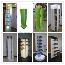 glass display case parts