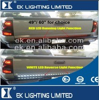 Factory directly -2013 hot sale-top quality-- 49'60' 6 full function led tail /tailgate light/light bar