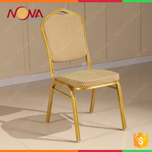 hotsale cheap stacking metal used conference hall chair