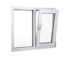 With CE certificated report sliding series pvc profile upvc window profiles with high quality from China