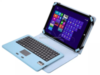 DIHAO for Microsoft Surface tablet pc case with keyboard and touchpad