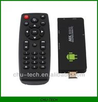 MK809IV Quad Core RK3188 Android 4.2 Mini PC TV Box 2GB 8GB Bluetooth Remote Control