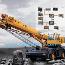 small capacity rough terrain crane - KDRY30 with weichai engine