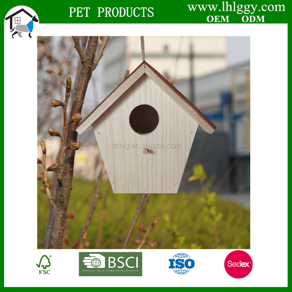 Unique Chinese bird house new design