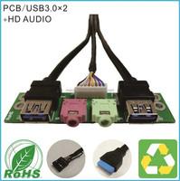 Buy F04795 Desktop Computer host case Front I/O Panel USB 2.0 ...