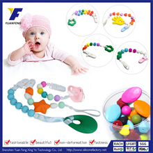 baby nacklace silicone teething necklace for babies