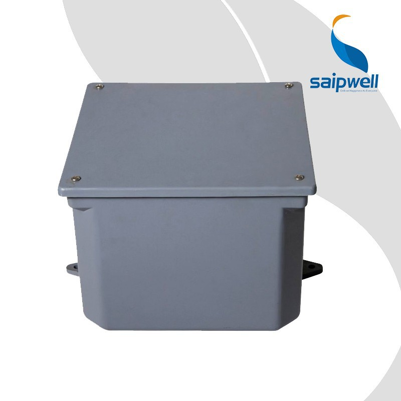 SAIP/SAIPWELL 200*170*110.5mm Waterproof Junction Box Explosion proof PVC Box