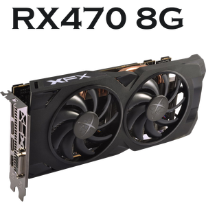 AMD GPU Bitcoin Mining Rx470 8G Graphics Card For miner